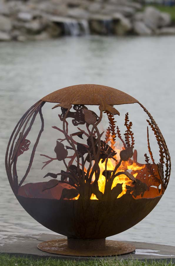 Fire Pits: Personalize them Your Way