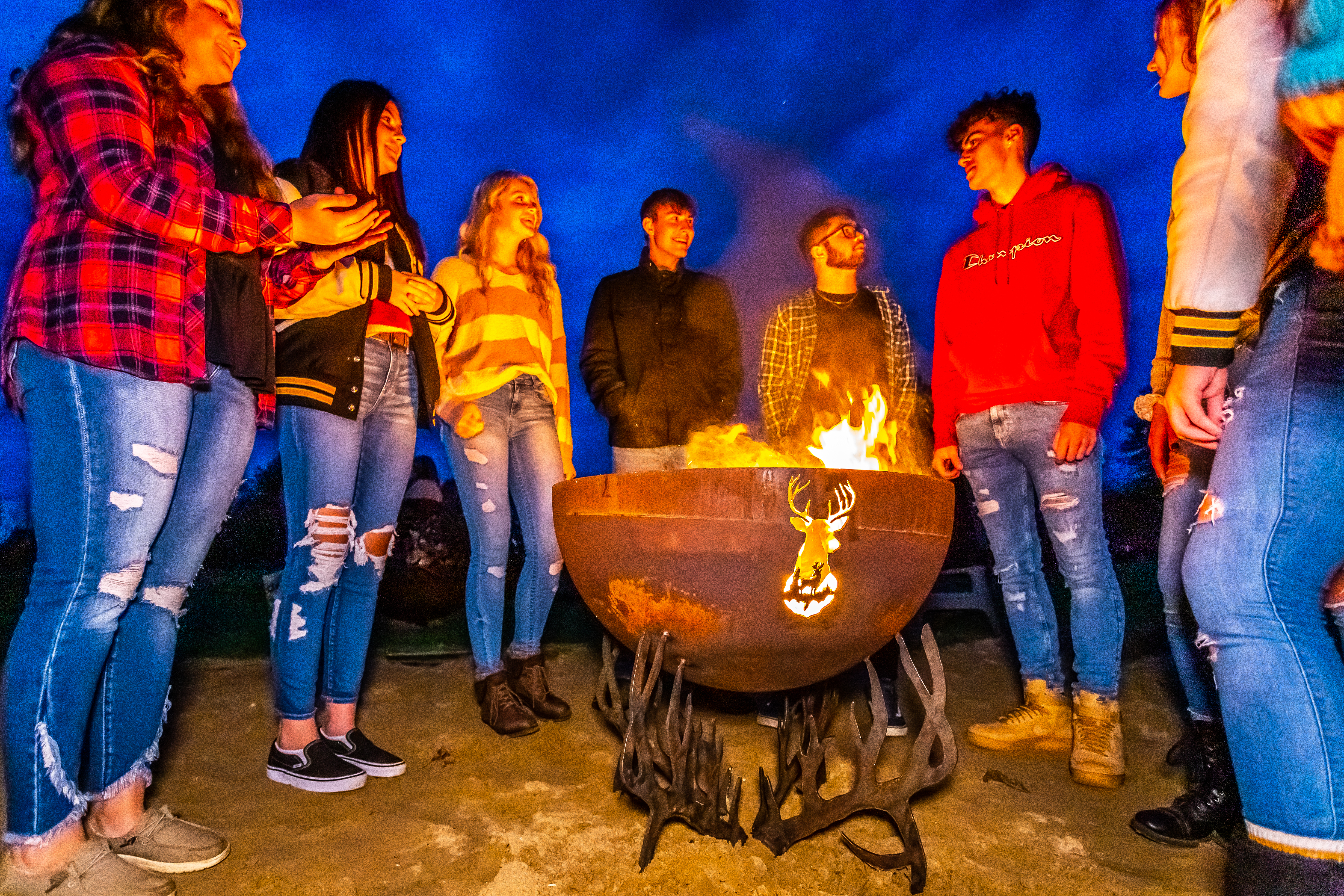 Fire Pit Safety for the Whole Family
