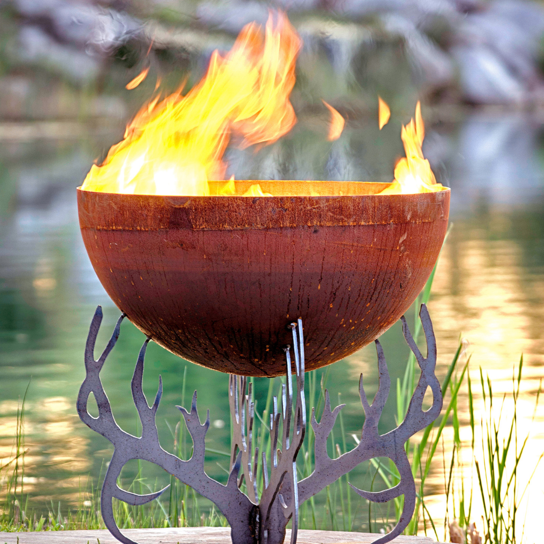 Where's the Best Place for a Fire Pit?